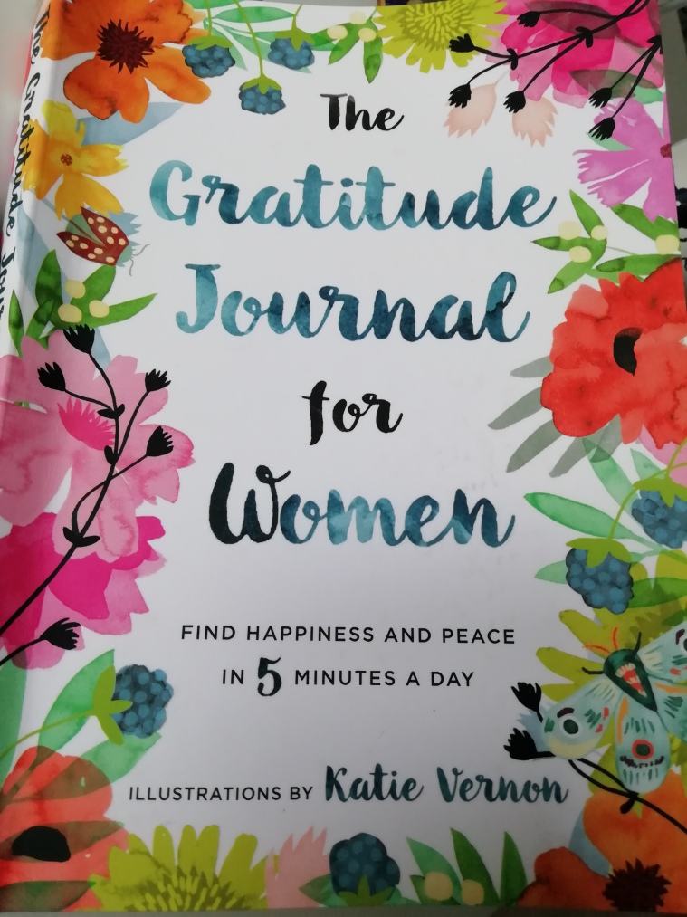 Cover of book The Gratitude Journal for Women