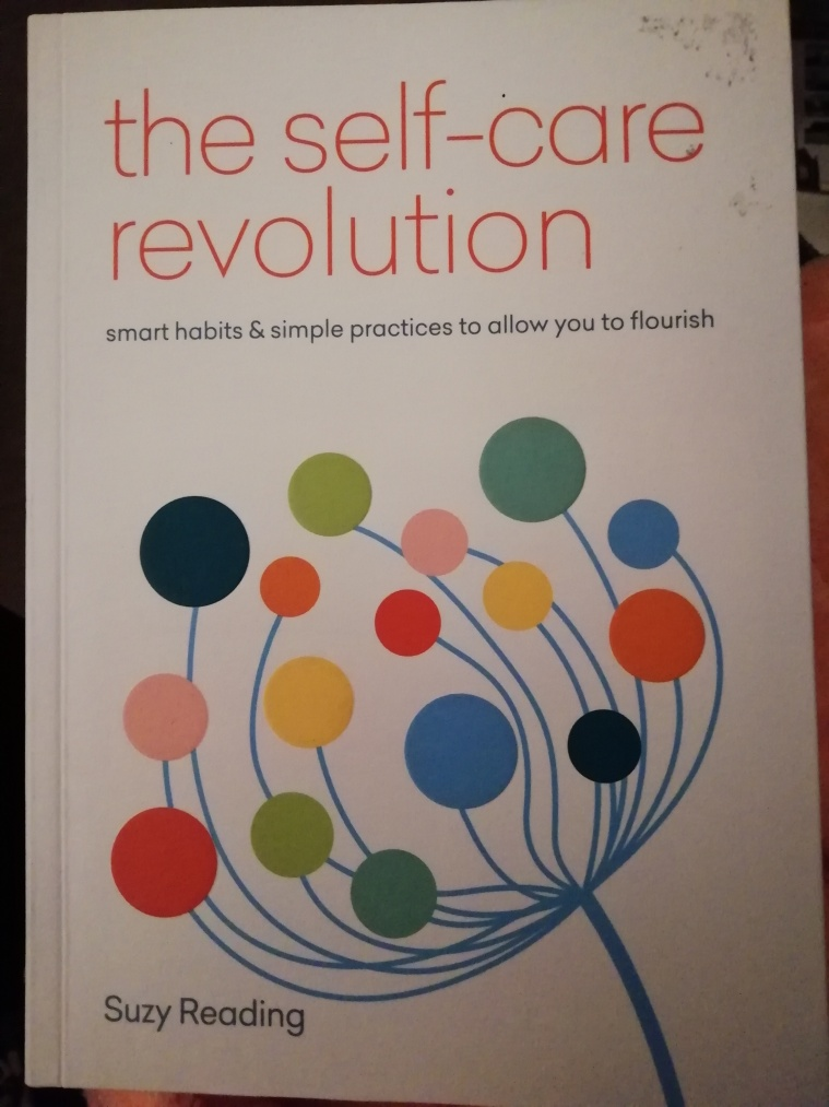 Book cover of the self-care revolution by Suzy Reading