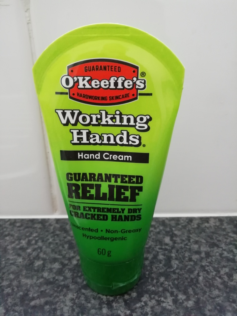 O'Keefs Working Hands hand cream
